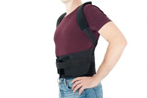 Yosoo Adjustable Back Support Posture Correction Belt Review
