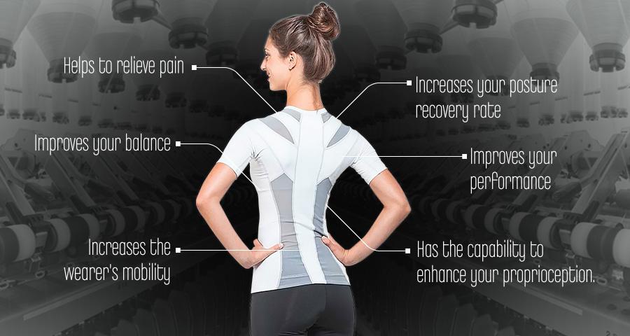 Benefits Wearing Posture Shirt