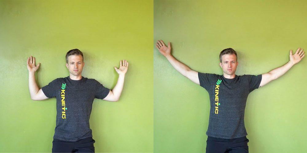 Muscles & Poor Posture - WallAngel