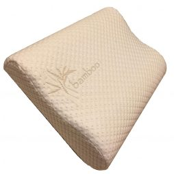 Perform-Pillow-Low-Profile-Memory-Foam-Neck-Pillow