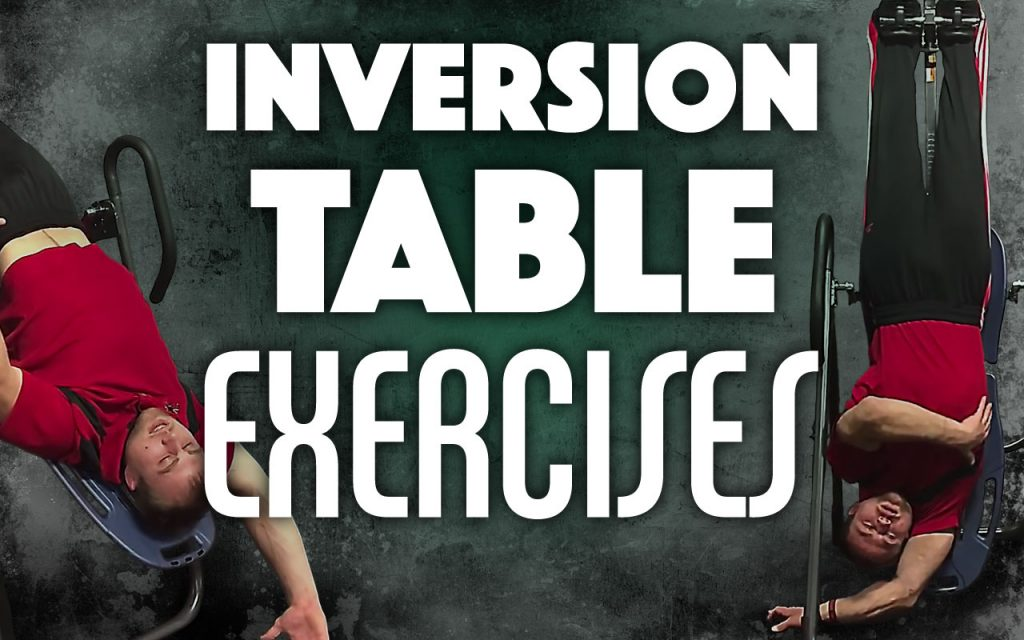 InversionTherapyExercises