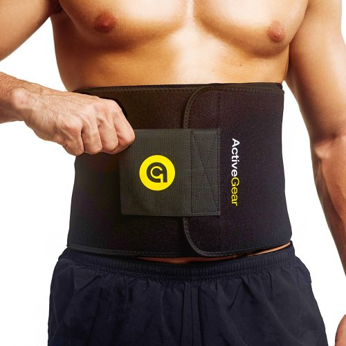 Waist Trimmers - ActiveGear-Sweat-Wrap
