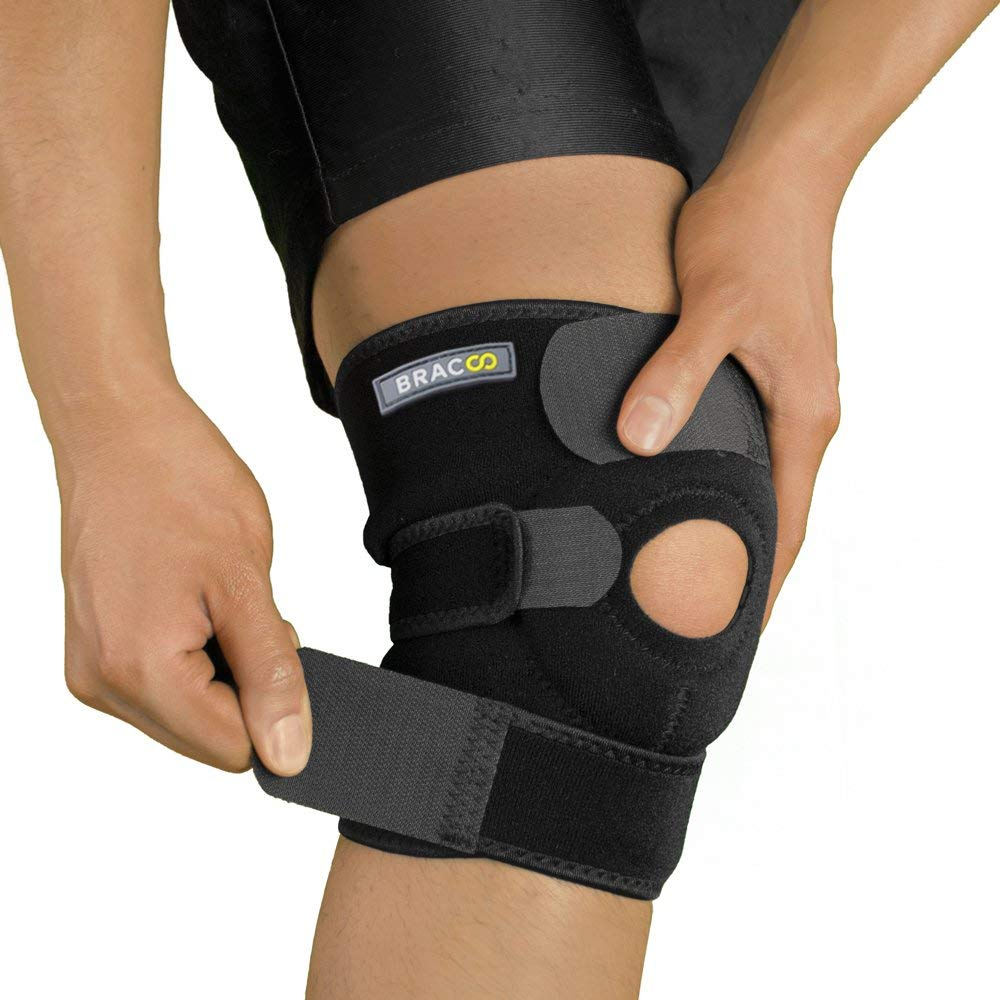 Open-Patella-Brace-Bracoo-Knee-Support